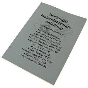 Kymco 2T Handbuch