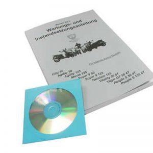 Kymco Handbücher